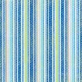 Blue Aqua Fabric Swatch Royalty Free Stock Photography