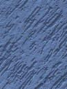 Picture : Blue background facade plaster . Monolithic plaster decorative backdrop. Single layer scraped cement plaster wallpaper. Sand exter  boat photo