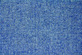Blue background made from woven fibers Royalty Free Stock Photo