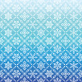 Blue background with snow crystal. Royalty Free Stock Photo