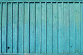 The blue Barn Wooden Wall Royalty Free Stock Photo