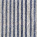 Blue, beige, gray stripe pattern on linen fabric Royalty Free Stock Photo