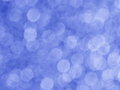 Blue blur background stock photos white blurred lights on Royalty Free Stock Image