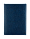 Blue book on a white background Royalty Free Stock Image