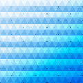 Blue bright abstract triangles seamless pattern background