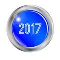 2017 Blue Button