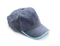 Blue cap Royalty Free Stock Photo