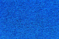 Blue carpet texture Royalty Free Stock Photo
