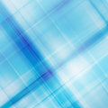 Blue checked pattern, vector Stock Photo