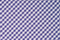 Blue checkered background Royalty Free Stock Photos