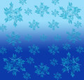 Blue christmas background in elegant style computer generated graphics Royalty Free Stock Image