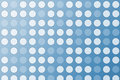 Blue Circles Background Stock Images