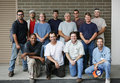 Blue Collar Guys Royalty Free Stock Photo