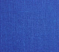 Blue cotton texture detail background Royalty Free Stock Images