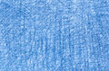 Blue crayon drawings on white background texture Royalty Free Stock Photo