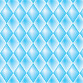 Blue diamond-shaped pattern Stock Photos