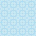 Blue east patterns