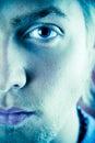 Blue eyes Royalty Free Stock Photo
