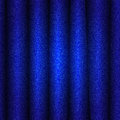 Blue fabric Royalty Free Stock Photography