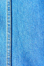 Blue fabric jean background Royalty Free Stock Images