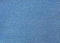 Blue fabric texture. Royalty Free Stock Photo
