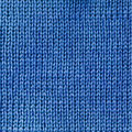 Blue fabric texture knitted abstract background Stock Image