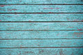 Blue faded painted wooden texture, background and wallpaper. Horizontal composition Royalty Free Stock Photo