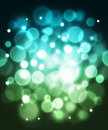 Blue fiber optic abstract background. Royalty Free Stock Photo