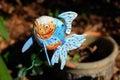 Blue Fish Royalty Free Stock Image