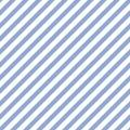 Blue geometric diagonal line seamless vector