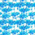 Blue gift wrap seamless texture background pattern Royalty Free Stock Image