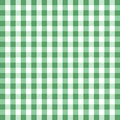 Blue gingham background Royalty Free Stock Image