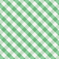 Blue gingham background Stock Images