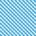 Blue gingham background texture Stock Images