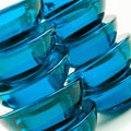 Blue glass abstraction Royalty Free Stock Images