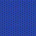 Blue glossy pattern Royalty Free Stock Photo