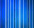 Blue glowing stripes background dark Royalty Free Stock Images