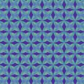 Blue gradients geometric pattern and background
