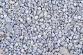 Blue Gravel Rocks