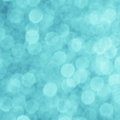 Blue green background stock photos blurred abstract turquoise christmas blurring lights Royalty Free Stock Photos