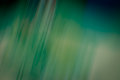 Blue and green tone motion blur for background abstract Stock Photo