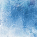 Blue grunge background detailed with splats and stains Royalty Free Stock Images