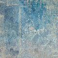Blue Grunge Texture Square Royalty Free Stock Photo