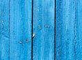 Blue grunge wooden background textured Stock Photo