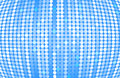 Blue hexagon shape abstract Royalty Free Stock Photo