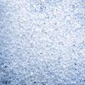 Blue ice glass stones Royalty Free Stock Photo