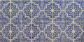 Blue Islamic Patterns