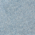 Blue jean or denim fabric inside out close up texture of Royalty Free Stock Image