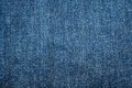 Blue jean texture Stock Photos