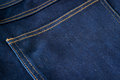 Blue Jeans Closeup Texture Background Royalty Free Stock Photo